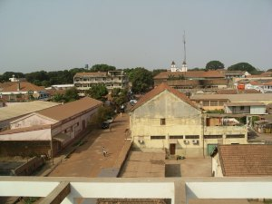 Guinea-Bissau in August
