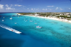 Turks and Caicos Islands in July