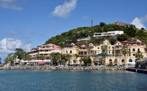 Saint Martin in June