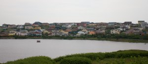 Saint Pierre and Miquelon in October